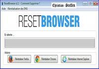 ResetBrowser pour mac