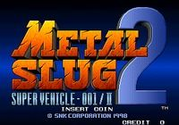 Metal Slug 2: Super Vehicle pour mac
