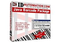 IDAutomation GS1 Databar Java Package pour mac
