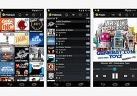 Podcast Addict Android pour mac