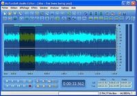 McFunSoft Audio Editor pour mac