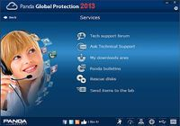 Panda Global Protection 2013 BETA pour mac