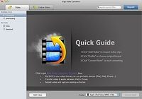Kigo Video Converter Free for Mac pour mac