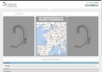 Logiciel de phoning en ligne : E-Cybele pour mac