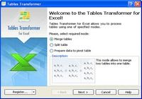 Tables Transformer for Excel pour mac