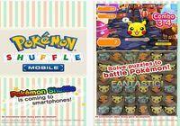Pokémon Shuffle iOS