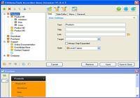 Accordion Menu Advancer for Expression Web pour mac