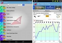 Windfinder Android pour mac