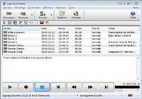 Express Dictate - Logiciel enregistreur de dictée pour mac