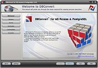 DBConvert for Access & PostgreSQL pour mac