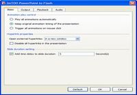 ImTOO Powerpoint to Flash pour mac