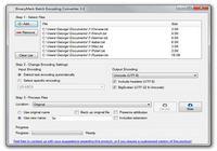 Batch Encoding Converter pour mac