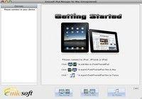 Emicsoft iPad Manager pour Mac pour mac