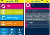 Annabac 2016 Bac ES iOS pour mac