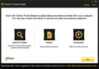 Norton Power Eraser pour mac