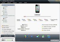 mediAvatar iPhone Transfert Pro pour mac