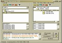 Mini serveur FTP pour mac