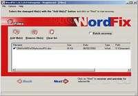 WordFIX pour mac