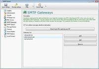 Local SMTP Server Pro