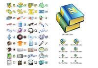 i-Commerce Icon Set pour mac