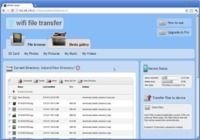 WiFi File Transfer Android pour mac