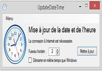 UpdateDateTime pour mac
