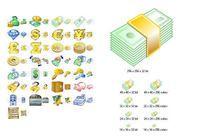 Money Icon Set