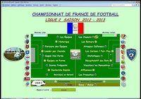 Ligue2 2012-2013 pour mac