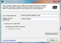 CodeTwo Outlook AutoConfig pour mac