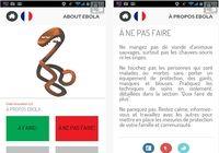 A Propos Ebola iOS pour mac
