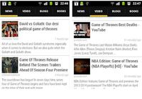 Game Of Thrones News Android pour mac