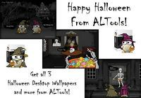 ALTools Haunted House Halloween Desktops pour mac