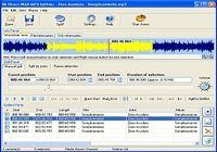 Direct WAV MP3 Splitter pour mac