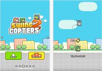 Swing Copters 2 Android  pour mac