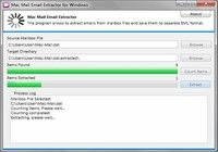 Free Mac Mail Email Extractor pour mac