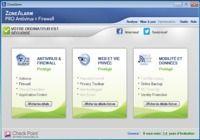 ZoneAlarm PRO Antivirus + Firewall 2015 pour mac