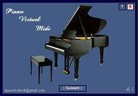 Piano Virtuel Midi pour mac