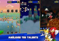 Sonic Runners Android pour mac