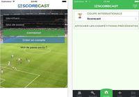 Scorecast Free- Euro 2016 iOS pour mac