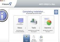 F-Secure Anti-Virus pour Mac pour mac