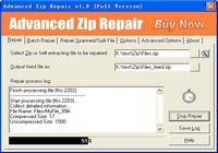 Advanced Zip Repair pour mac