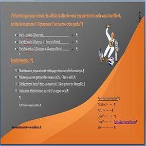 T l charger flyer word 2007 gratuit - Telechargement de office word 2007 gratuit ...