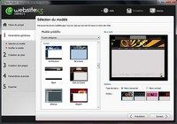 WebSiteX5 pour mac