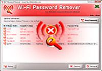 Wifi password remover pour mac