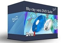 Xilisoft Blu-ray vers DVD Suite pour mac