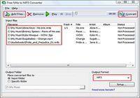 Free M4a to MP3 Converter pour mac