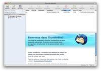 Thunderbird pour mac