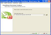 CorelDraw Recovery Toolbox pour mac