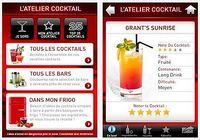 Atelier Cocktail iOS
