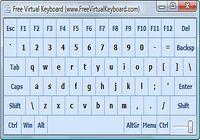 Free Virtual Keyboard